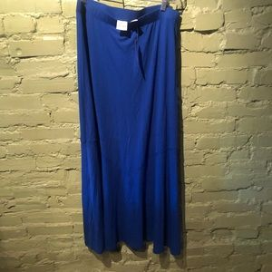 NWT Chicos stretchy maxi skirt Chico's size 2